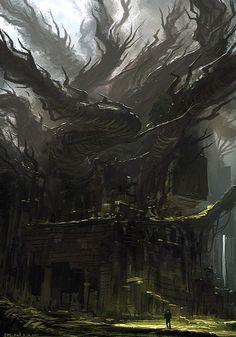 the art of animation: Feng Zhu