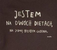 :):):) 2 Week Diet Plan, Polish Language, Good Mood, Motto, Poetry, Let It Be, Humor, How To Plan, Words