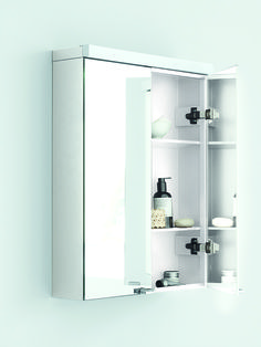 INTRO - Metal and function in beautiful symbiosis Classic Bathroom Furniture, Bathroom Medicine Cabinet, Small Bathroom, Metal, Beautiful, Small Shower Room, Bathroom Small, Small Bathrooms, Metals