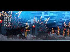 超亜空間防壁チーズ・ナポリタン【GMO×スタジオカラーのフル3DCGショートアニメ!】 - YouTube