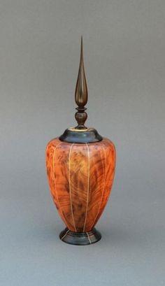 Turned Wood Art by SpicySugar