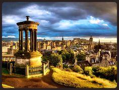 Edimburgo, Reino Unido.