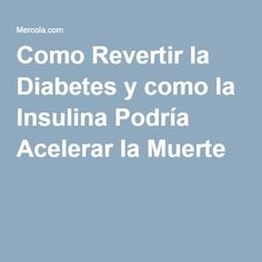 Hierbas Medicinales Para Revertir la Diabetes Tipo 2