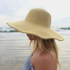 1e866d22bb1 39 Examples of Womens Straw Hats for Summer You ll want to Rock