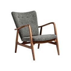 AmericanWalnut Lounge Chair