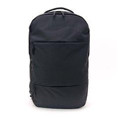 INCASE(インケース)CL55450リュックサック/バックパック17インチまでのMacBookPro、iPadがフィットCityBackpackBLACK