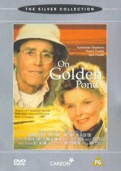 ON GOLDEN POND ~ Henry Fonda, Jane Fonda