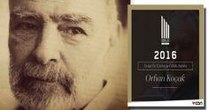 Bu yılki Erdal Öz Edebiyat Ödülü Orhan Koçak'a verildi. Eleştirmen, yazar, çevirmen ve yayıncı Orhan Koçak 2016 Erdal Öz Edebiyat Ödülü'nü kazandı.