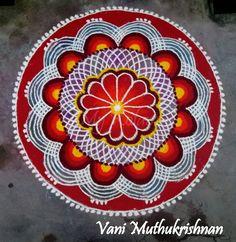 Colour Rangoli, Rangoli Designs, Decorative Plates, Color, Home Decor, Decoration Home, Room Decor, Colour, Interior Decorating