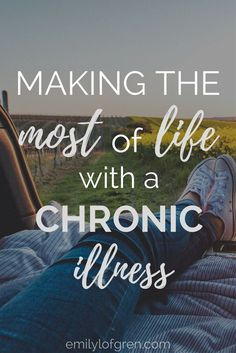 Chronic Illness | Lyme Disease | Fibromyalgia | Chronic Fatigue Syndrome | Lupus | Multiple Sclerosis | Auto-immune condition