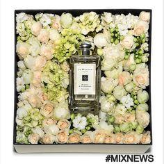 A @jomalonelondon tem uma novidade especial para o Dia das Mães. Especialmente para a data as colônias virão dentro de uma delicada caixa de flores. O mimo não terá custo adicional mas a tiragem é limitada. Então adiante-se. As reservas devem ser feitas na loja do Shopping @iguatemisp. Um presente para emocionar. #mixnews by mktmix