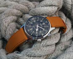 Longines Legend Diver #watch #Longines