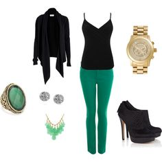 Green....st pattys day :)