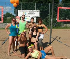 Royal Victoria Hospital Foundation Beach Volleyball 2015
