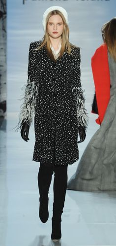 New York Fashion Week Fall 2012: Pamella Roland