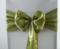 Sage Green Satin  www.blueorchid-events.com