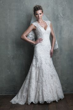 Gown by Allure Couture