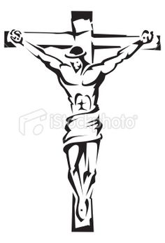 jesus on the cross clipart images church church by debbie rh pinterest com jesus on the cross clipart free jesus christ on the cross clipart