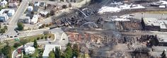 The Real Tragedy of Lac-Mégantic  Self-regulated railway industry was a disaster waiting to happen.