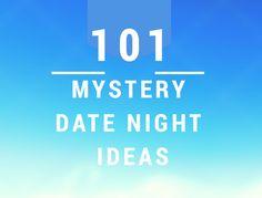 101 MYSTERY DATE NIG