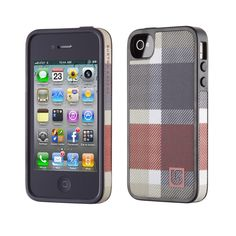 The absolute best looking case for iPhone 4s — FabShell Burton for iPhone 4S/4.
