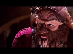 [Frell YES! But also what the FRELL is growing onBen Browder's face?!] PREMIERE: Farscape Minisodes:  Season 1 - Episode 1