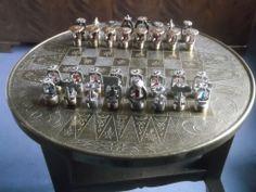 Fire sprinkler chess board