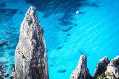 Selvaggio Blu Trek, Sardinia, Italy