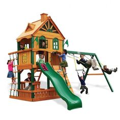8 Good-to-Know Swing Set Safety Tips  - GoodHousekeeping.com
