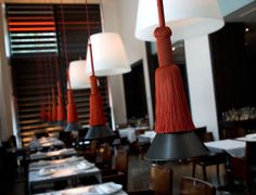 Christian-Liaigre | Las Lagrimas Negras Restaurant | This bathroom with Yves Saint Laurent items is ultra-luxurious.