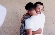 Jensen Ackles, Supernatural, Jared Padalecki Brother, Super Papa, Entertainment Weekly, Photoshoot, Entertaining, Couple Photos, Couples