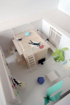 toito architekti: Byt M (a o dome v ňom)
