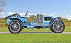 The Owls Head Transportation Museum 1907 35-45 HP Renault Racing Car