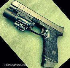 Custom Glock 34                                                                                                                                                      More