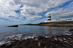Hook Head Lighthouse, Co Wexford Irish Landscape, Lighthouses, Photography Photos, Ireland, To Go, Places To Visit, Clouds, Sea, Explore