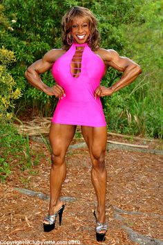 nightclub female bodybuilder escort