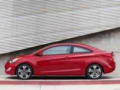 Hyundai elantra coupe usa 2012