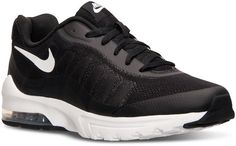 quality design 76a8c 2f00d Nike Men s Air Max Invigor Running Sneakers from Finish Line Men - Finish  Line Athletic Shoes - Macy s