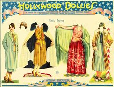 Hollywood Dollies — Norma Shearer