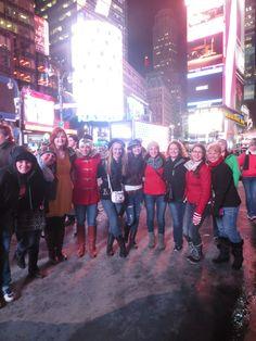 Willapa Valley High School FBLA Takes on New York City