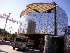 American Visionary Art Museum in Baltimore - the building is as magical as the art inside!