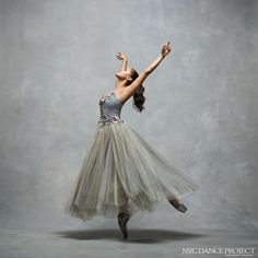 """2,505 Likes, 2 Comments - NYCDanceProject (@nycdanceproject) on Instagram: """"Misty Copeland, Principal, American Ballet Theatre. Dress by Trash-Couture. @mistyonpointe…"""""""