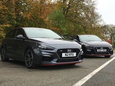 """47 Likes, 10 Comments - Alex Grant (@alexgrant_uk) on Instagram: """"Hyundai i30N in colours other than Performance Blue. #i30n #hyundai"""""""