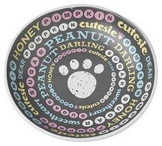 Pet Names Pet Bowl