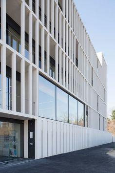 Stefano Sbarbati architecte, Piuarch, Martin Argyroglo · IDF Headquarters
