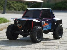 1:10 Man-Go Proto Rc Crawler, Man Go, 4x4, Monster Trucks, Vehicles, Car, Vehicle, Tools