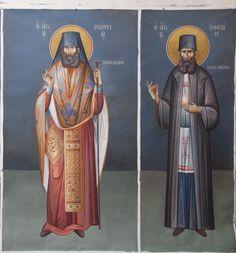 _DSC0436 Byzantine Icons, Byzantine Art, Roman Art, Orthodox Icons, I Icon, Religious Art, Holy Spirit, Mosaic, Saints