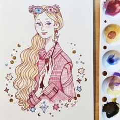 I absolutely love your art work. it is just... - Sibylline's Sketchblog