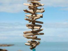 Basteln mit Treibholz: DIY Deko mit Erinnerungen an den Strandurlaub