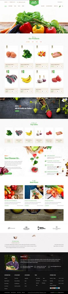 Fobe Responsive Multipurpose Prestashop theme is a perfect theme for your shop. It can be wines, pets, #food, bread #stores or any kind of online store that you want. #grocery #fairprice #shopandsave #Walmart #bazaar